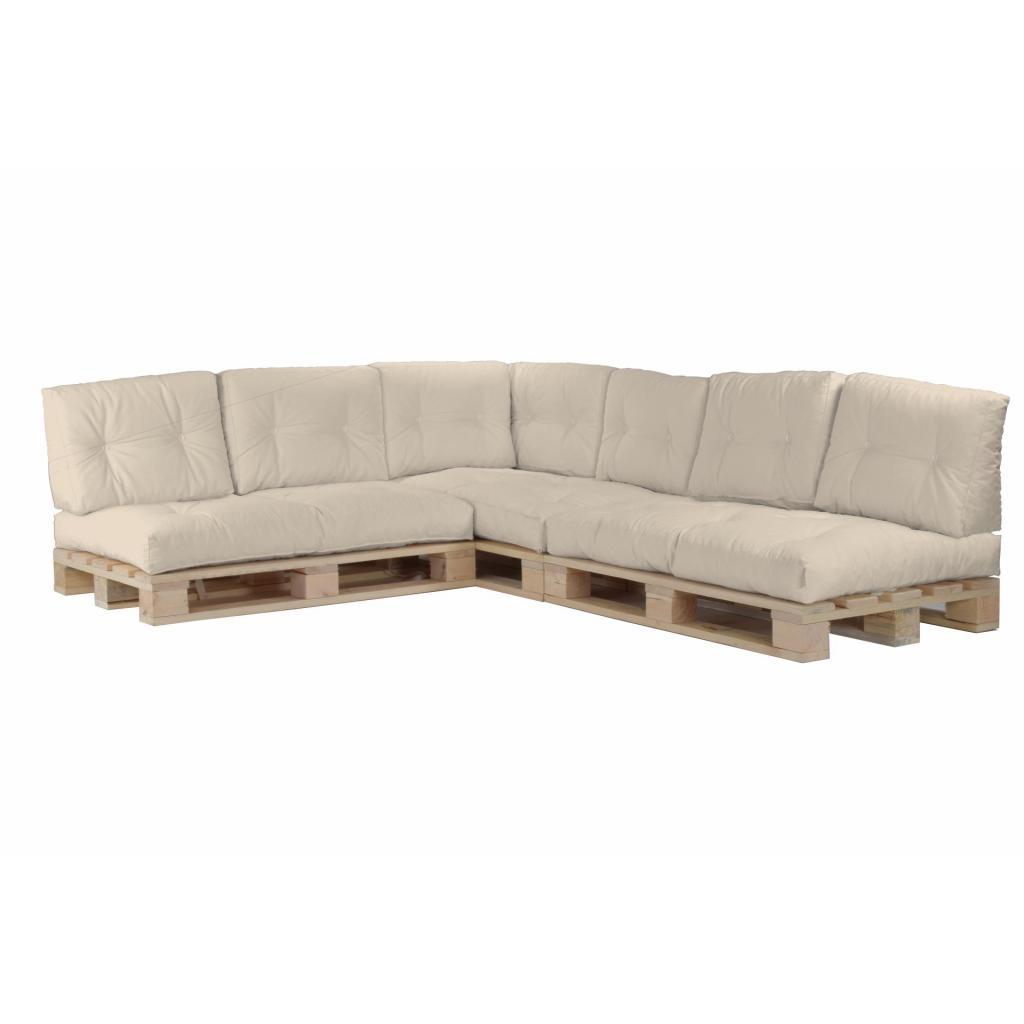 vita line palettenkissen set palettenpolster sofa kissen verschiedene farben ebay. Black Bedroom Furniture Sets. Home Design Ideas